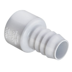 Insert Adapter - PVC White